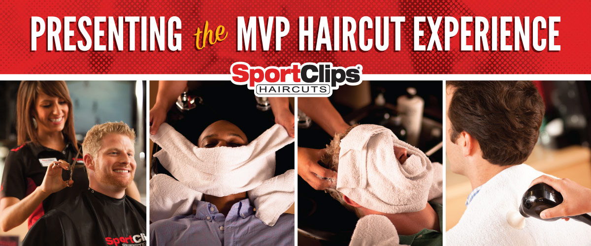 The Sport Clips Haircuts of Midwest City MVP Haircut Experience